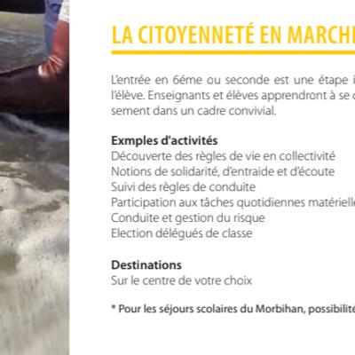 A Fréhel, Landerneau et Perros-Guirec, la citoyenneté en marche