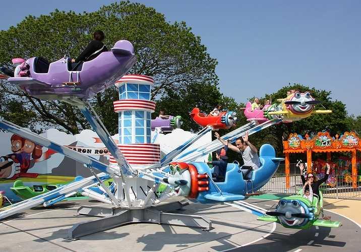 Parc d''attractions La Récré des 3 Curés - Milizac (25 km) 0