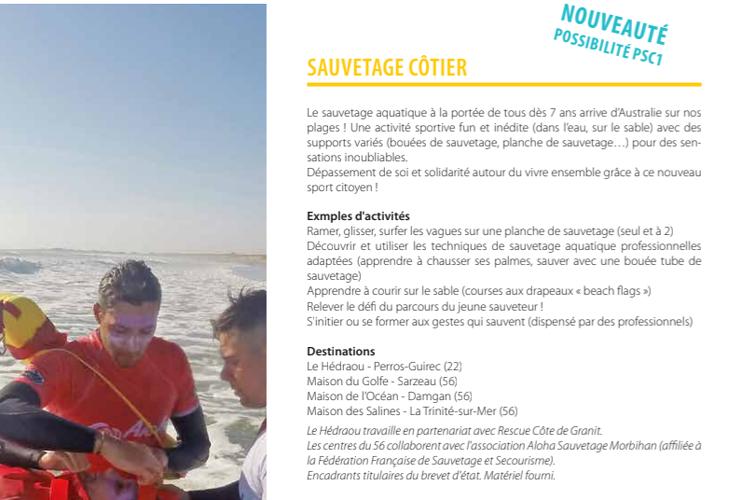 Sortie groupe Sauvetage côtier 0